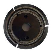 Embreagem Compactador de Solo Furo 5/8 Reto Diâmetro 78mm