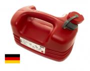 Galão de Combustível 5 Litros Bremen