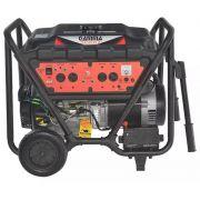 Gerador de Energia Gamma VGE 7500VE 7 kva Monofásico Partida Elétrica