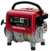 Gerador de Energia Honda EG 1000 110V 1 kva 4 Tempos