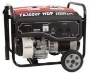 Gerador de Energia Honda FA3000 110V 3 kva Monofásico