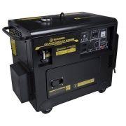 Gerador de Energia Matsuyama 8000 8 kva Monofásico Silenciado
