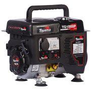 Gerador de Energia Portátil Toyama TG 1000 P 220V 1kva 4 Tempos