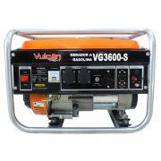 Gerador de Energia Vulcan  VG3600S 2.9 kva