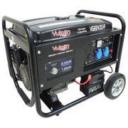 Gerador de Energia Vulcan VGE 8100P 8 kva Monofásico Partida Elétrica