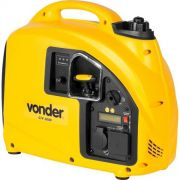 Gerador Inverter Vonder GIV 2000 220V 2kva Portátil Silencioso