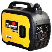 Gerador Inverter Toyama TG2000IP 110V 1.8kva Portátil Silencioso