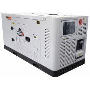 Grupo Gerador de Energia Toyama TD25SGE 25 kva Monofásico