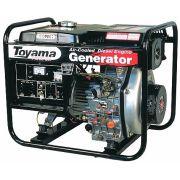Gerador de Energia Toyama TD4000CXE 3.8 kva Partida Elétrica