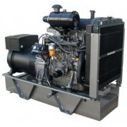 Gerador de Energia Yanmar YBG15TE 15kva Trifásico com Escovas
