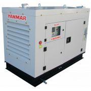Grupo Gerador de Energia Yanmar YBG30TE 30 kva Silenciado