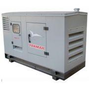 Grupo Gerador de Energia Yanmar YBG22TE 22 kva Silenciado