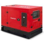 Grupo Gerador de Energia Branco BD 19000 E3S 20 kva Trifásico Automático 220V