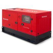 Grupo Gerador de Energia Branco BD 26000 ES 28 kva Monofásico Automático