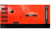 Grupo Gerador Himoinsa Scania HSW 550 T6B 550 kva Silenciado