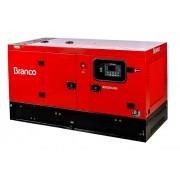 Grupo Gerador de Energia Branco BD 44000 E3S 48 kva Trifásico Automático 220V
