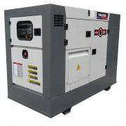 Grupo Gerador de Energia Toyama TDM25SSE3 25 kva Trifásico 220V