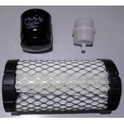Kit Filtros de Ar Oleo e Combustível TDWG12000 Toyama
