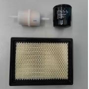 Kit Filtros de Ar Oleo e Combustível TG12000CXE Toyama