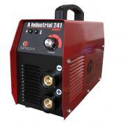Máquina de Solda Inversora Bambozzi Industrial 241 TIG Bivolt