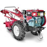Micro Trator Motocultivador Toyama TDWT73 Partida Manual