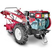 Micro Trator Motocultivador Toyama TDWT73E Partida Elétrica