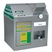 Moenda de Cana Maqtron Cana Shop 200 Rolo de Inox com Motor 110V