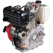 Motor Diesel Branco BD13 1800 RPM Partida Elétrica 13hp