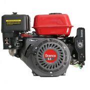 Motor Branco B4T 6.5 HP Partida Elétrica
