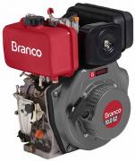 Motor Diesel Branco BD10 G2 Partida Manual 10hp