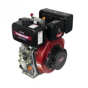 Motor Diesel Kawarah KME0700DPE Partida Elétrica 7hp