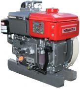 Motor Diesel Yanmar TF120H Partida Manivela 12hp