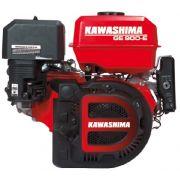 Motor Gasolina Kawashima GE900-E Partida Elétrica 9hp