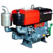Motor Diesel Toyama TDW18D2 Partida Manivela 16,5hp