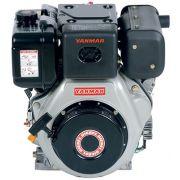 Motor Diesel Yanmar L100 Partida Elétrica 10hp