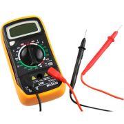 Multímetro com Termômetro MAS838 Lee Tools