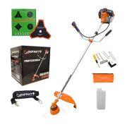 Roçadeira Gasolina Infinity Tools IF-RG430 43cc