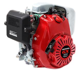 Motor Para Compactador de Solo Honda GX100 KRWF 3hp - Carburador Diafrágma  - GENSETEC GERADORES