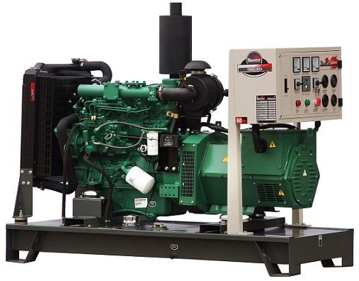 Grupo Gerador de Energia Toyama TDMG30E3 30 kva Trifásico  - GENSETEC GERADORES