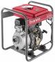 Motobomba a Diesel Branco BD710E - 2 Polegadas - Partida Elétrica