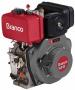 Motor Diesel Branco BD10 G2 Partida Elétrica 10hp