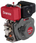 Motor Diesel Branco BD10 G2 Partida Manual 10hp