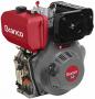 Motor Diesel Branco BD5.0 Partida Elétrica 5hp