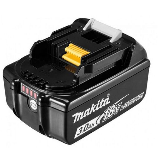 Bateria 18 Volts 3A BL1830B Makita  - GENSETEC GERADORES