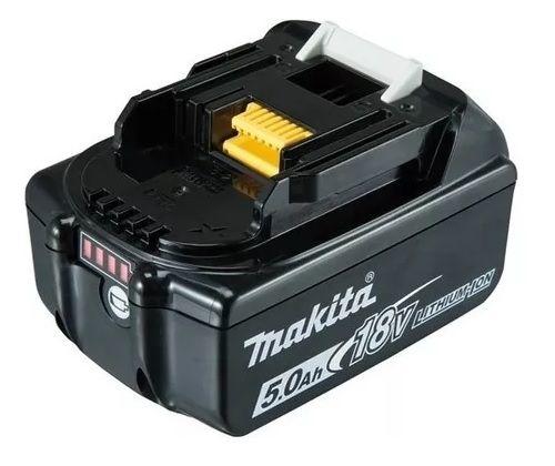 Bateria 18 Volts 5A BL1850B Makita  - GENSETEC GERADORES