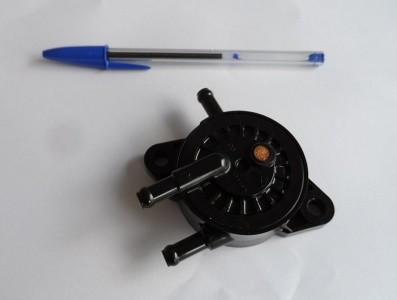 Bomba de Gasolina Combustível Vacuo Mikuni Kart Moto  - GENSETEC GERADORES