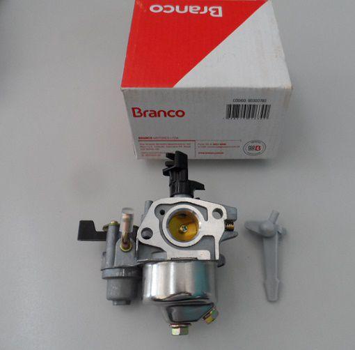 57595e009ee Carburador 6.5 hp 7hp Original Branco - GENSETEC GERADORES