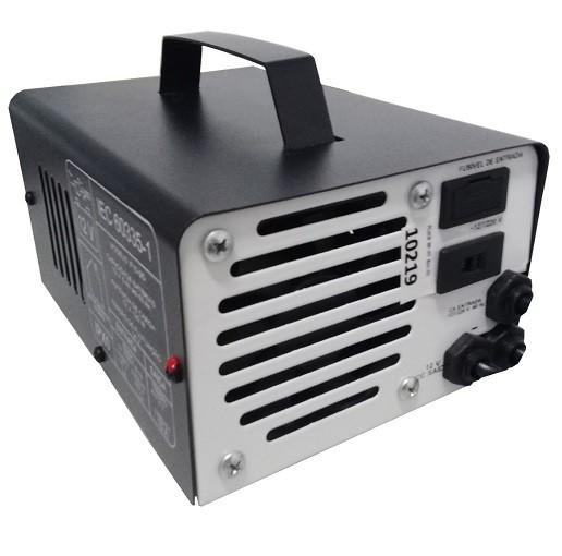 Carregador de Bateria Automático 12V Flach F10-SD  - GENSETEC GERADORES