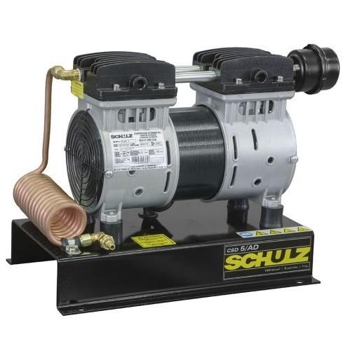 Compressor de Ar Direto CSD 5AD Schulz  - GENSETEC GERADORES