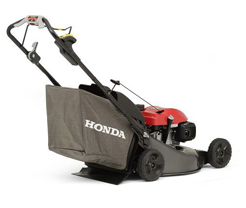 Cortador de Grama a Gasolina Honda HRN 216 com Tração  - GENSETEC GERADORES